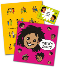 Street Kids picture books