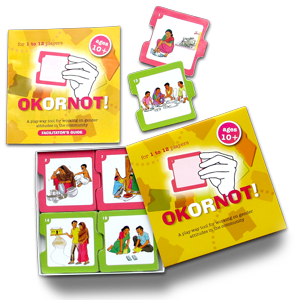 OK or NOT game box